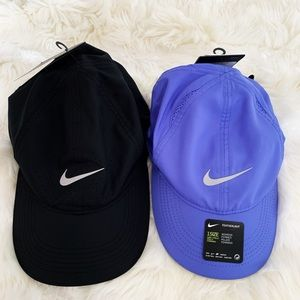 ✔️ NIKE Dri Fit Hat Featherlight Cap Running New